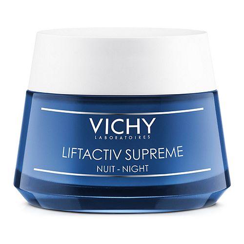 VICHY LiftActiv Night Cream Anti-Wrinkle Face Moisturizer