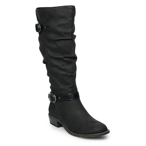 SONOMA Goods for Life™ Draw Women's Knee High Boots