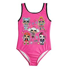Girls 5-8 L.O.L. Surprise! One-Piece Swimsuit