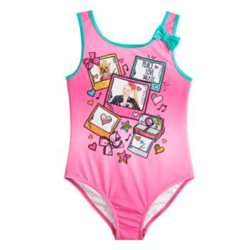 Girls 4-6x JoJo Siwa One-Piece Swimsuit