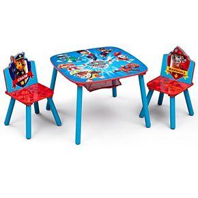 Delta Children Paw Patrol Table & Chairs Set