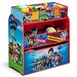 Delta Children Paw Patrol Multi-Bin Toy Organizer
