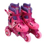 Disney Princess Glitter Convertible Roller Skates by Playwheels
