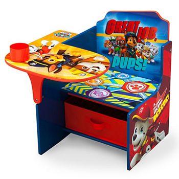 Fantastic Delta Children Paw Patrol Chair Desk With Storage Bin Creativecarmelina Interior Chair Design Creativecarmelinacom