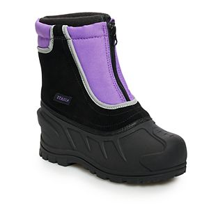 Itasca Pink Snow Buster Kids Winter Boots