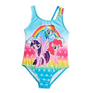 c0cdfd26e42d4 Sale. $16.80. Original. $28.00. Girls 4-6x My Little Pony One-Piece Swimsuit