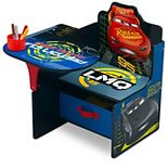 Disney / Pixar Cars Chair Desk With Storage Bin by Delta Children