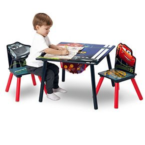 Disney / Pixar Cars Table & Chairs Set by Delta Children