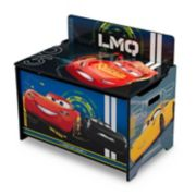 Disney / Pixar Cars Deluxe Toy Box by Delta Children