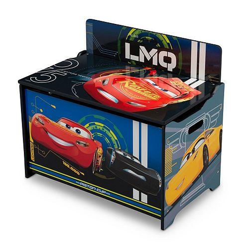 Disney / Pixar Cars Deluxe Toy Box by Delta Children