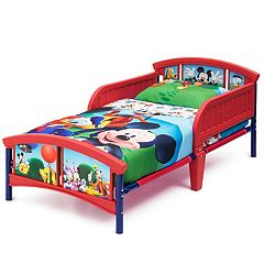 Disney's Mickey Mouse Toddler Bed by Delta Children