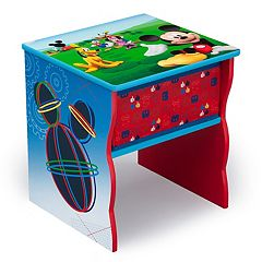 Disney's Mickey Mouse Side Table with Storage by Delta Children