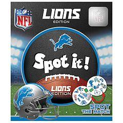 Detroit Lions Spot It! Game