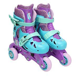 Disney's Frozen Glitter Convertible Roller Skates by Playwheels