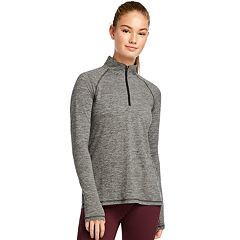 Women's Skechers Space Dye 1/4 Zip Top