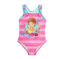 Disney's Fancy Nancy Girls 4-6x One-Piece Swimsuit