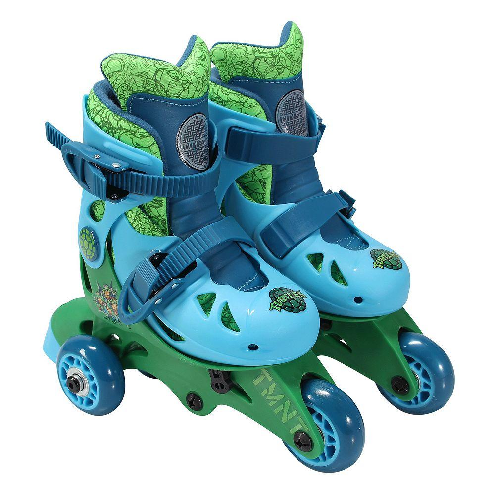 Playwheels Teenage Mutant Ninja Turtles Convertible Roller Skates
