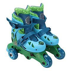 Playwheels Teenage Mutant Ninja Turtles Convertible Roller Skates