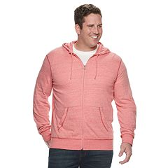 Big & Tall SONOMA Goods for Life™ Supersoft Full-Zip Hoodie