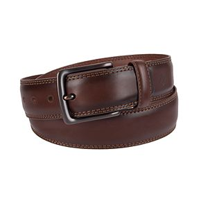 Men's Columbia Elevated Casual Leather Belt