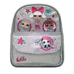Girls L.O.L. Surprise! Mini Glitter Backpack
