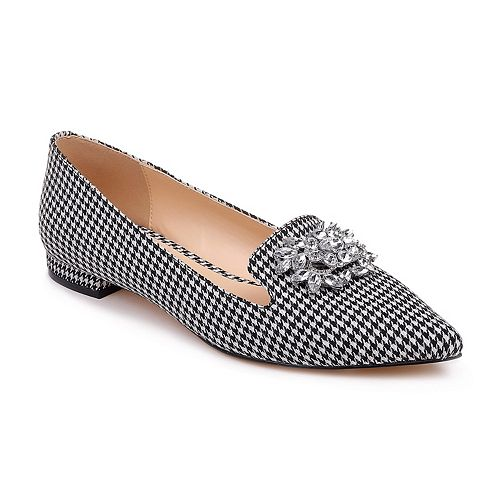 American Glamour by Badgley Mischka Evelyn Women's Flats
