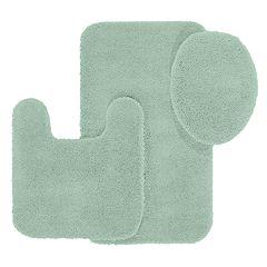 Maples Ultra Soft 3-piece Bath Rug Set