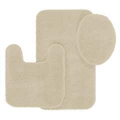 Maples Ultra Soft 3-piece Bath Rug Set