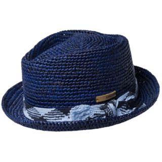 Men's Kangol Knot Trilby Raffia Hat