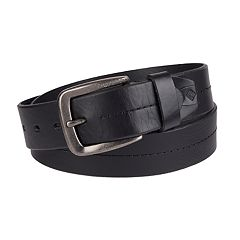 Men's Columbia Elevated Leather Belt