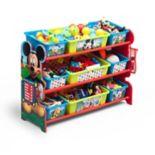 Disney's Mickey Mouse 9 Bin Toy Organizer by Delta Children