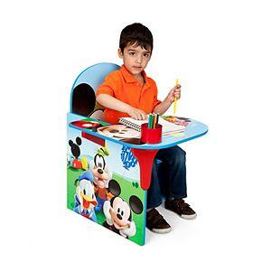 Disney's Mickey Mouse Chair Desk With Storage Bin by Delta Children
