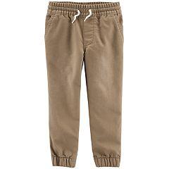 Baby Boy Carter's  Woven Jogger Pants
