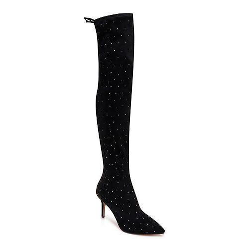 American Glamour by Badgley Mischka Edith Women's Tall Boots