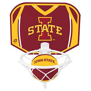 Baden Iowa State Cyclones Mini Basketball Hoop & Ball Set