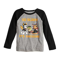Boys 4-12 Jumping Beans® Paw Patrol 'So Scary It's Awesome' Graphic Tee
