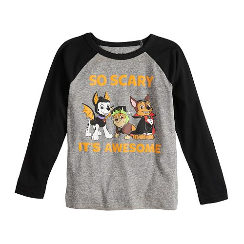 "Boys 4-12 Jumping Beans® Paw Patrol ""So Scary It's Awesome"" Graphic Tee"