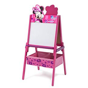 Disney's Minnie Mouse Activity Easel by Delta Children