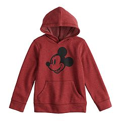 Disney's Mickey Mouse Boys 4-12 Pullover Softest Hoodie by Jumping Beans®