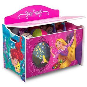Disney Princess Deluxe Toy Box by Delta Children
