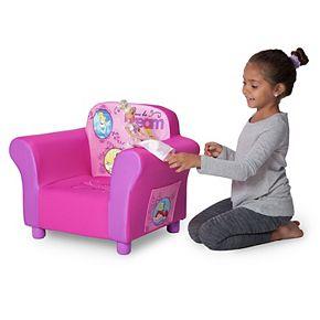 Disney Princess Upholstered Chair by Delta Children