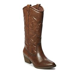 madden NYC Barrioo Women's Western Boots