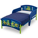 Delta Children Teenage Mutant Ninja Turtles Toddler Bed