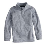 Boys 4-12 SONOMA Goods for Life? Pullover Mock Neck Sweater