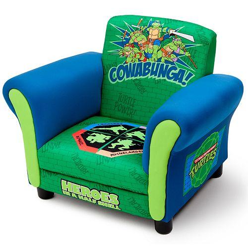 Delta Children Teenage Mutant Ninja Turtles Upholstered Chair