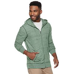 Men's SONOMA Goods for Life™ Supersoft Full-Zip Hoodie