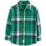 Baby Boy Carter's Plaid Button Down Shirt