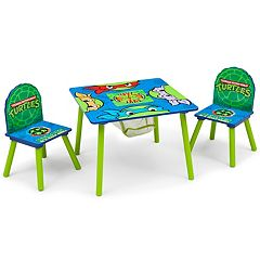 Delta Children Teenage Mutant Ninja Turtles Table & Chairs Set