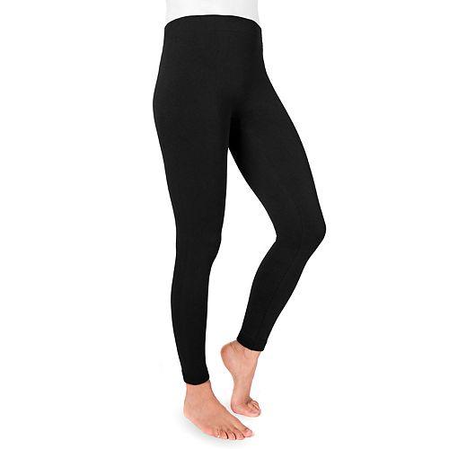a7a9a8559a54ba Women's MUK LUKS Fleece-Lined Leggings