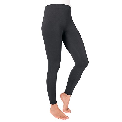 Women's MUK LUKS Fleece-Lined Leggings